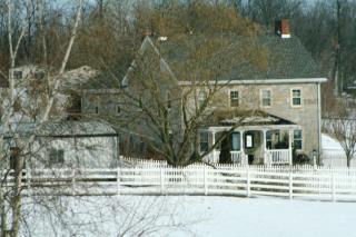Daniel P. Stover Home, Hades Church Road