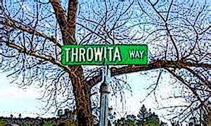 Throwita Way