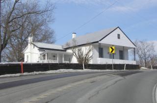 Williamson Road One Room Schoolhouse